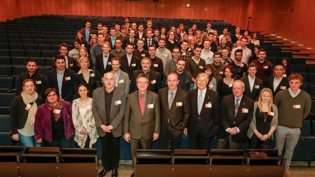 Deutschlandstipendium 2015/16