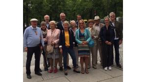 Die Gilde unterwegs in Münster