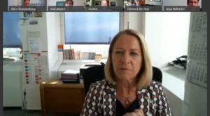 Die Westfälische Kaufmannsgilde erstmals mit einem digitalen Format unterwegs