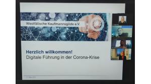 Digitale Führung in der Corona-Krise